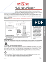 Pdf_techHelp_03-Intrinsically Safe Sensors and Accessories