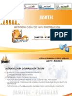implementacion jasotec-planillas