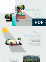 Cell Structure, Cell Energy and Organization of Life