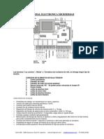 Manual Central Micro DB10-D