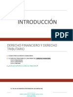 Derecho Tributario Udp 2018 - Unidad i - Nociones Preliminares