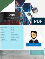 DOPS - Dr.saugi, Ahmad
