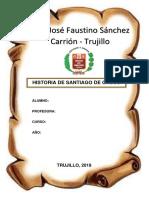 La Historia de Santiago de Chuco