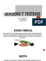 Acuerdos y Tratados