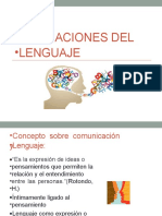 Psicopatología Del Lenguaje I y II