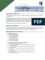 Contabilidad Intermedia Programa Indicativo