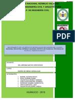 Informe Hidrologico Para La Bocatoma