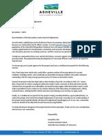 191107_Crossroads Bear Creek Project_Support Letter