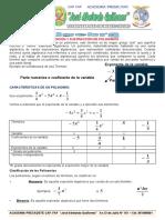 Tema 02....Monomios y Polinomios.....14-01-2019