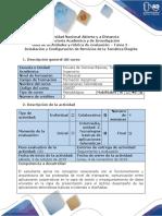 Guía de Actividades y Rúbrica de Evaluación - Tarea 2 - Instalación y Configuración de Servicios de La Temática Elegida (1)