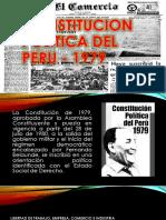 Constitucion politica de 1979