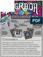 Sagrada Passion Rulebook ITA