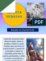 SETENTA SEMANAS.ppt