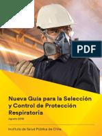 3M Guía Selección Respiratoria Chilev2