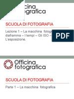 Fotografia 02 - Inquadrature La Regola Dei Terzi Le Linee Guida e Le Scelta Della Posizione