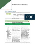 Funciones Director Financiero Banco Davivienda s
