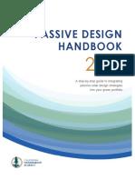 Passive Design Guidebook Designed 2015-12-31 0