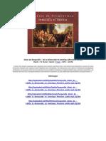 AUDIOBOOK Alexis de Tocqueville – de La Démocratie en Amérique