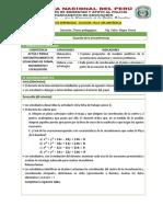 Sesion de Ecuacion en La Circunferencia Docx