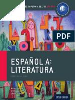 IB Español a Literatura - Oxford University Press