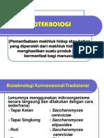 BIOKTEKNOLOGI