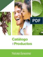 catalogo de producto nsp