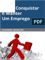 Vladimir Crivelini Como Conquistar e Manter Um Emprego