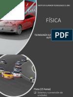 Fisica-Sistema de Conversión de Unidades - .pptx