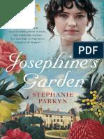 Josephine's Garden Chapter Sampler