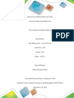 Informe de Actividad de Practica de Campo-Sistema de Produccion Bovino