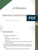 Fisiologia Humana - 1.8 - Sistema Cardiovascular