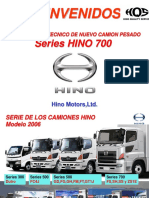 Series HINO 700
