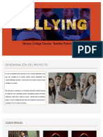Bullying Diapositivas