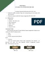 Perakitan Kabel Null Modem Db9, Db25, Rj45