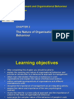 MOB_ch02~the Nature of Organisational Behaviour