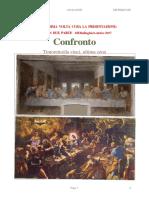 Confronto Tintoretto Da Vinci