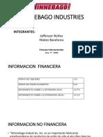 finanzas internacionales trabajo
