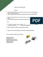 CIM Sistemas Mecánicos