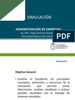Presentacion Gestion de las Operaciones I Simulación