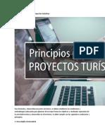 Principios Para Formular Proyectos Turísticos