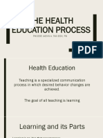 The Health Education Process.pptx
