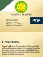 0. Substansi Basarnas Umum