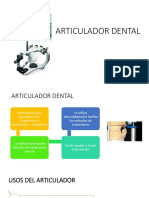 Articulador Dental