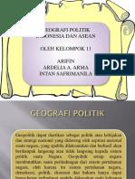 PPT GEOPOLITIK