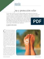 Fitoterapia y Proteccion Solar