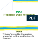 TOGA DBD.pptx
