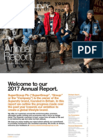 Superdry Annual Report 2017