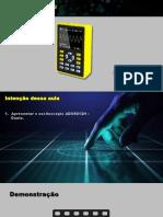 OsciloscópioDaniuADS5012H