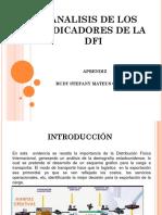 Analisis de Los Indicadores de La Dfi