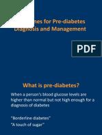 Prediabetes 1.ppt